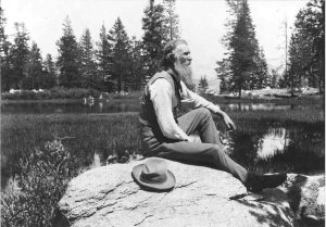 John Muir worked to protect all old-growth forests