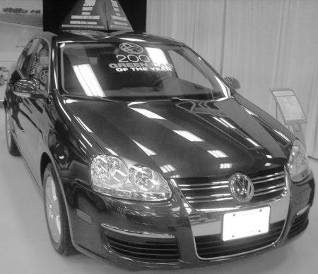 Photo shows a 2009 Jetta Sedan.