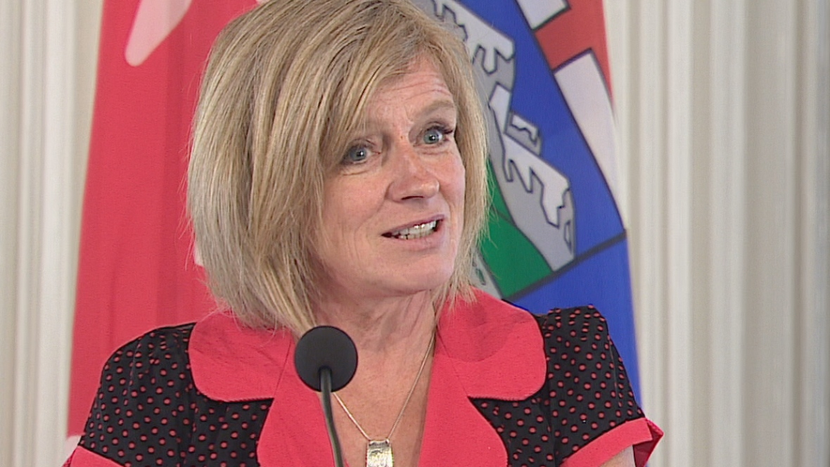Notley Warns B C That Blocking Trans Mountain Pipeline