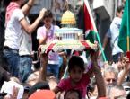 Hundreds gather Washington to protest Israel