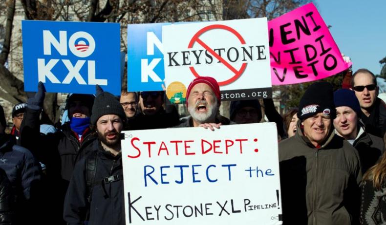 Keystone XL pipeline, TransCanada, Barack Obama, Protest, White House