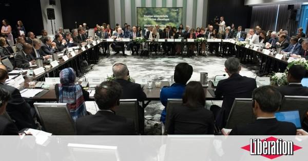 Climat: le monde avance sur l accord de Paris, les